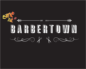 Barber Town store logo image